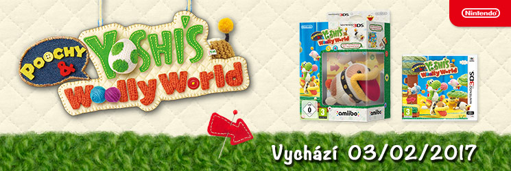 3DS Poochy & Yoshi