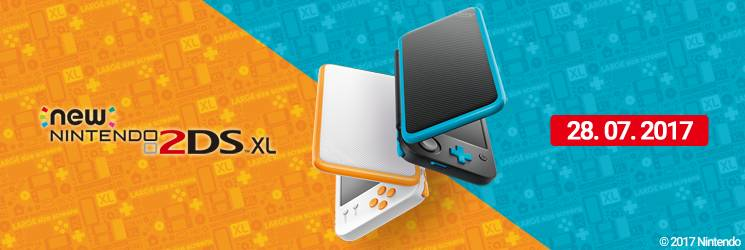 New Nintendo 2DS XL - CZ