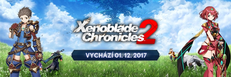 Xenoblade Chronicles 2 CZ