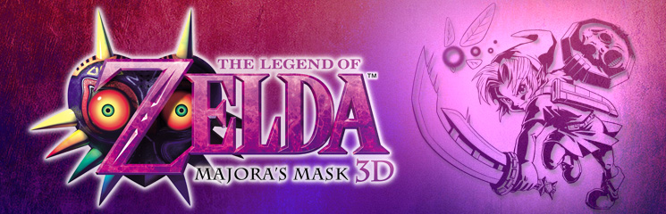 Legend of Zelda: Majora´s mask CZ