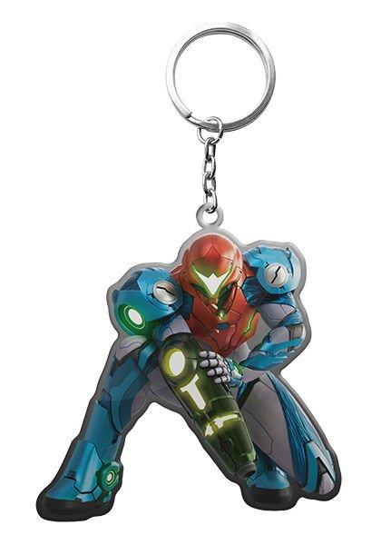 Keyring Metroid Dread