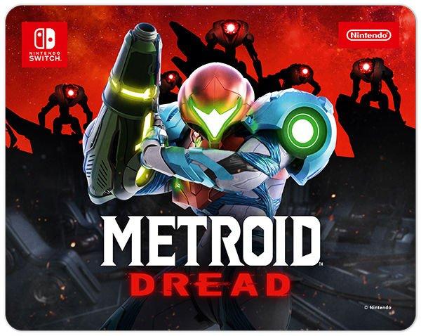 Mousepad Metroid Dread