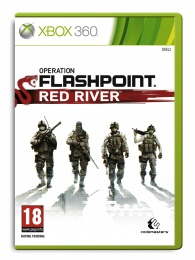 X360 Operation Flashpoint Red River