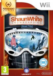 Wii Shaun White Snowboarding Nintendo Selects