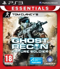 PS3 TC Ghost Recon Future Soldier Essentials