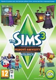 PC The Sims 3 Filmové rekvizity