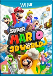 WiiU Super Mario 3D World
