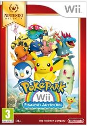 Wii Poké Park: Pikachu's Adventure Select