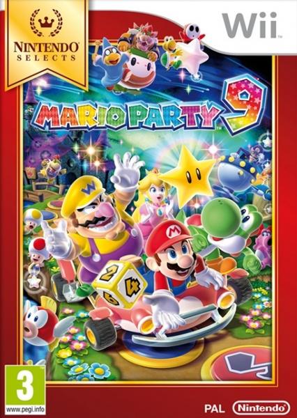 Mario Party 9 Nintendo Selects