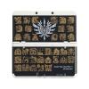 New 3DS Cover Plate - Monster Hunter 4 (Black)