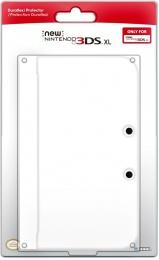 New 3DS XL Protector Clear (Duraflexi TPU)