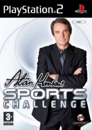 PS2 Alan Hanses: Sports Challenge