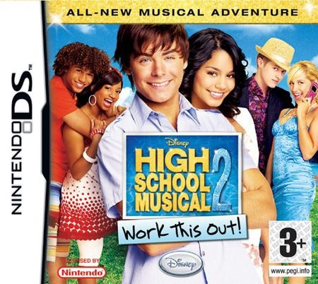 High School Musical 2: Work This Out!