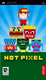 PSP Hot Pixel