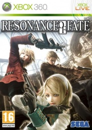 X360 Resonance Of Fate