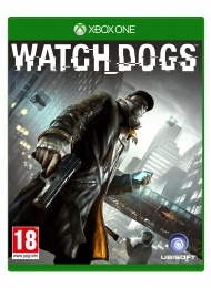 XONE Watch_Dogs Special Edition PL/CZ/SK