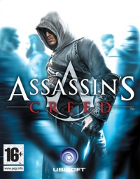 PC EXCLUSIVE Assassin's Creed 1 (Černá edice)