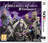 3DS Fire Emblem Fates: Conquest