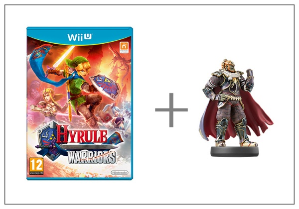 Hyrule Warriors + amiibo Smash Ganondorf 41