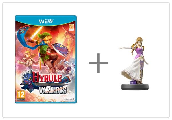 Hyrule Warriors + amiibo Smash Zelda 13