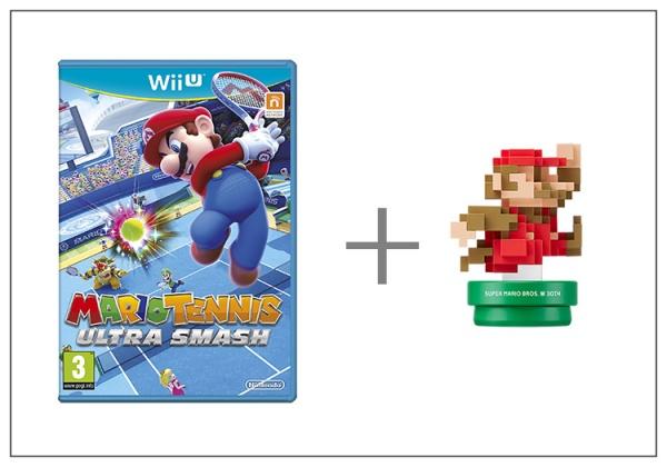 Mario Tennis: Ultra Smash + Classic Mario