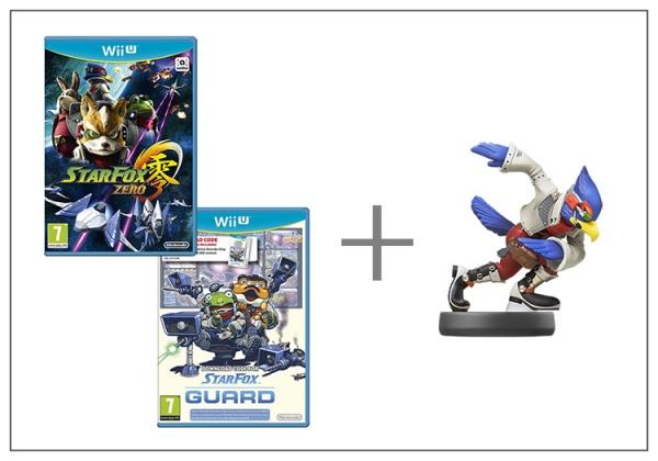 Star Fox Zero + Star Fox Guard + Falco 52