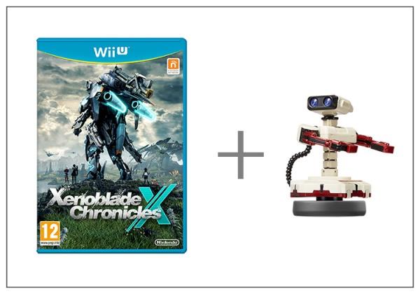 Xenoblade Chronicles X + R.O.B. Famicom 54