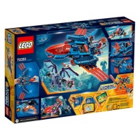 LEGO Nexo Knights 70351 Clayův letoun Falcon Fight