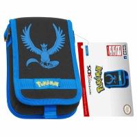 New 3DS XL Pouch - Pokémon Go Blue