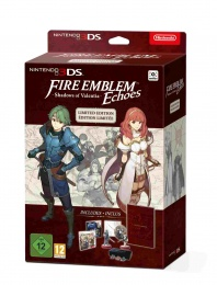 3DS Fire Emblem Echoes: Shadows of Val-Special Ed.