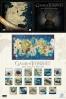 4D Puzzle - Hra o Trůny Westeros MINI