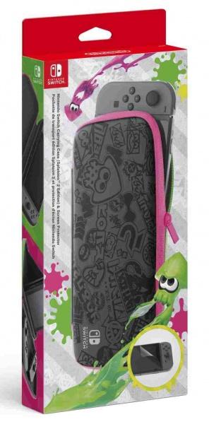 Nintendo Switch Carrying Case (Splatoon2)&Screen P