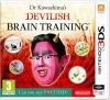 3DS Dr. Kawashima's Devilish Brain Training
