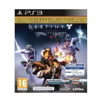 PS3 Destiny The Taken King