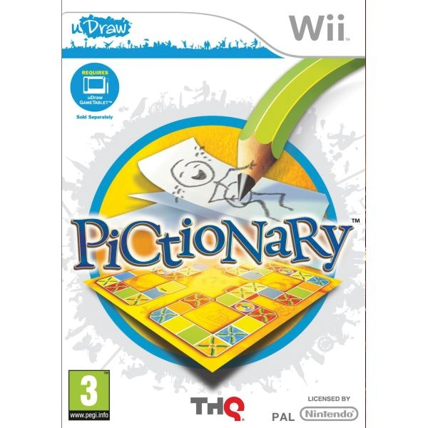 uDraw: Pictionary