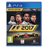PS4 F1 2017 - Formula 1 Special Edition