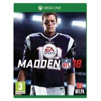 XONE Madden NFL 18