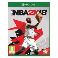 XONE NBA 2K18