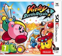 3DS Kirby Battle Royale