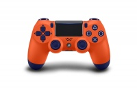 PS4 DualShock 4 Wireless Cont. V2 Sunset Orange