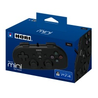 PS4 HoriPad Mini Wired Controller - Black