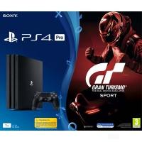 PS4 Pro Konzole 1TB + GT Sport