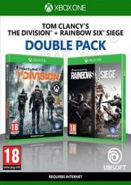 XONE Rainbow Six Siege + The Division DuoPack
