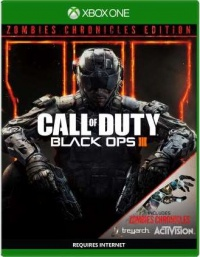 XONE Call of Duty Black Ops III Zombies Chronicles