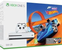 XONE S 500GB + Forza Horizon 3 + Hot Wheels DLC