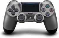 PS4 DualShock 4 Wireless Cont. V2 Steel Black