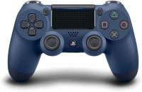 PS4 DualShock 4 Wireless Cont. V2 Midnight Blue