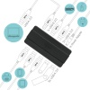 i-tec USB 3.0 Charging HUB 7-Port + Power Adapter