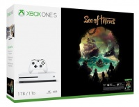 XONE S 1TB + Sea of Thieves