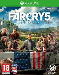 XONE Far Cry 5 CZ